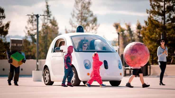 #Google has reportedly stopped developing its own self-driving car – TechCrunch