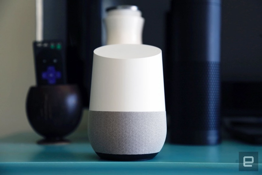 Use #GoogleHome's voice controls to play #Netflix –