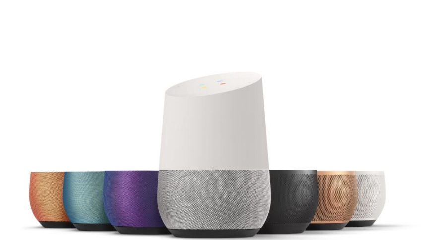 Google home has a ton of newservices