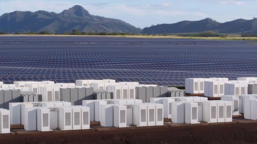 Hawaiian island gets a huge renewable energy boost thanks to Tesla via@mashable